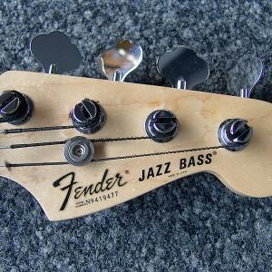 Fender JB Head