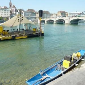 Festival im Fluss Basel