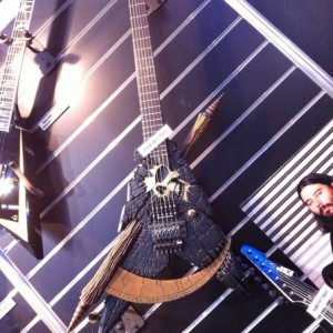 Musikmesse Frankfurt – and hell