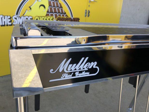 Mullen G2 Double 10 Pedal Steel