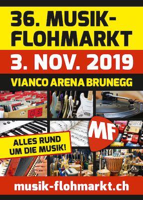 Musik Flohmarkt November 2019