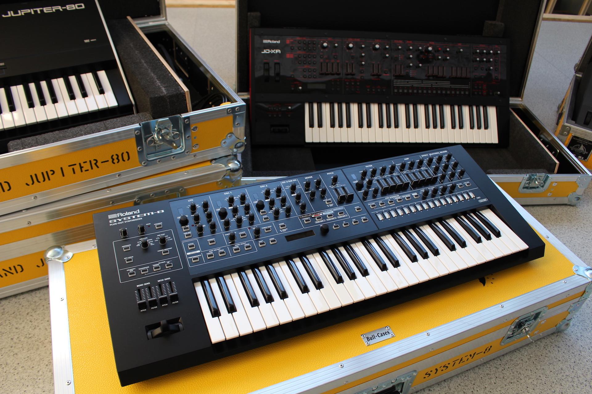 Nouveaux keyboards Juillet 2017